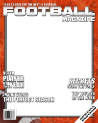 Football Magazine Covers